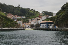 Cudillero, Asturias, Spain Stock Photos
