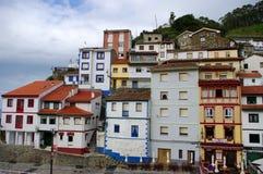 Cudillero, Asturias, Spain Royalty Free Stock Photos