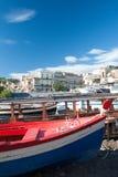 Cudillero, Asturias, Spanien Lizenzfreie Stockbilder