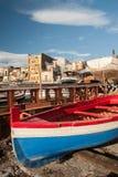 Cudillero, Asturias, Spanien Lizenzfreies Stockbild