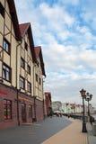 Cudillero, Asturias, Spanien Stockfoto