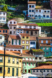 Cudillero, fishing village in Asturias (Spain) Royalty Free Stock Photo