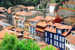 Cudillero in Spain Royalty Free Stock Images