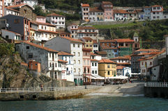Cudillero Spain Royalty Free Stock Image