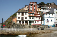 Cudillero Spain Stock Photos