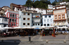 Cudillero Spain Stock Images