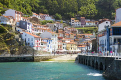 Cudillero, Spain Royalty Free Stock Photo