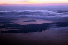 Cudowna Pag wyspa Obrazy Royalty Free