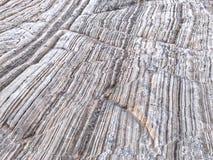 Cudowna piaskowcowa struktura, biel kieszeń Zdjęcie Stock