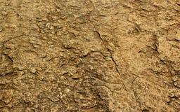Cudowna rama krakingowej rockowej tekstury naturalny tło Fotografia Royalty Free