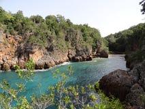 Cudowna zatoczka Fotografia Stock
