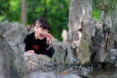 cudowne dziecko Zdjęcia Stock