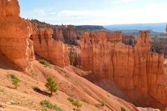 Cudowne Hodes formacje W Bryka jarze geom Podróż Natura fotografia stock
