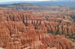 Cudowne Hodes formacje W Bryka jarze geom Podróż Natura zdjęcia royalty free