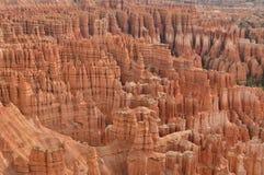Cudowne Hodes formacje W Bryka jarze geom Podróż Natura obrazy royalty free