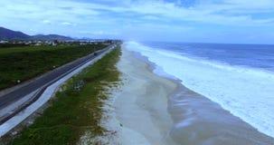 Cudowne plaże dookoła świata Jaconé plaża, Rio De Janeiro, Brazylia zdjęcie wideo