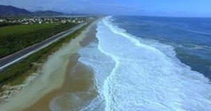 Cudowne plaże dookoła świata Jacon plaża, Rio De Janeiro, Brazylia zbiory