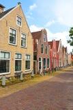 Cudowni antyczni domy Zdjęcie Royalty Free