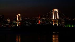 Cudowny światło most obraz stock