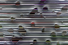 Cudowny abstrakcjonistyczny lampasa tła projekt Zdjęcie Stock