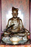Cudowny Ciemny Buddha fotografia royalty free