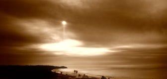 cudowny Malibu północnej obraz stock