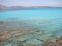 Cudowny morze Fotografia Stock