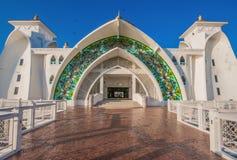 Cudowny Stary Grodzki Melaka, Malezja obraz stock