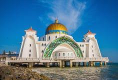 Cudowny Stary Grodzki Melaka, Malezja fotografia stock