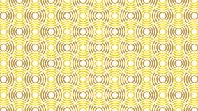 Cudowny tło dla grupy przeplatający, gradient okręgi w kolorach między i, ilustracji