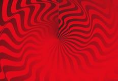 Cudowny tło wirować delikatny czerwony kolorowego Obraz Royalty Free