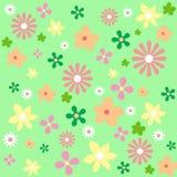 Cudowny wiosna wzór Obraz Stock
