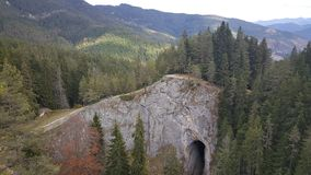 Cudownych mostów naturalni łuki Zdjęcie Stock