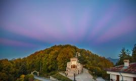 Cudy Światowy las w Bułgaria zdjęcia stock