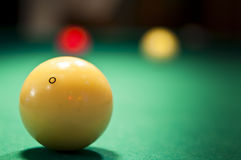 Cue sport Royalty Free Stock Image