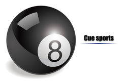 Cue sports Stock Photography