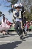 Cueca chilien Photos libres de droits