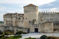Cuellar Castle, Segovia Royalty Free Stock Image