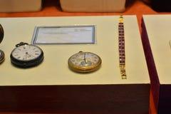 Cuello del reloj de la foto Imagen de archivo libre de regalías