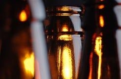 Cuellos de la botella. fotografía de archivo libre de regalías