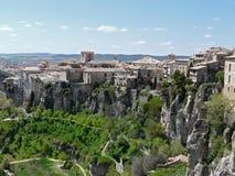cuenca Ισπανία στοκ εικόνα με δικαίωμα ελεύθερης χρήσης