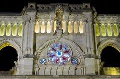Cuenca καθεδρικός ναός Στοκ φωτογραφία με δικαίωμα ελεύθερης χρήσης