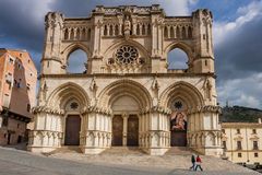Cuenca, Καστίλλη Λα Mancha, Ισπανία, καθεδρικός ναός Στοκ εικόνες με δικαίωμα ελεύθερης χρήσης
