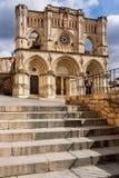 Cuenca, Ла Mancha Кастили, Испания, собор Стоковое Фото