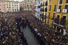 Cuenca Lizenzfreies Stockfoto