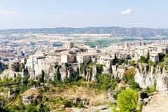Cuenca. In Castile-La Mancha, Spain Stock Photo