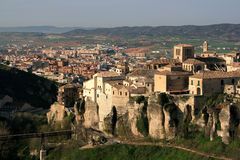 Cuenca Royalty Free Stock Photo