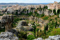 Cuenca Photographie stock