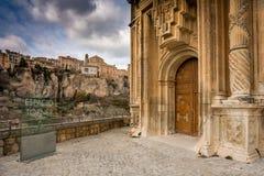 Cuenca, Castile La Mancha, Spain, Parador Royalty Free Stock Photo