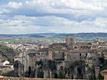 Cuenca. Castilla La Mancha, Spain Royalty Free Stock Image
